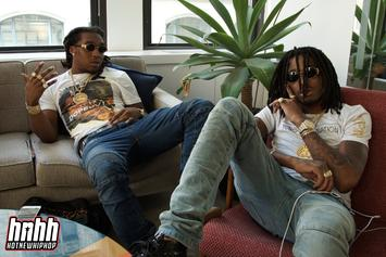 """Migos' """"Bad And Boujee"""" Is Their Highest Charting Song Ever"""