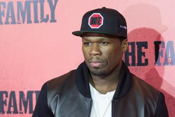 50 Cent Reveals Interscope Paid Him $23 Million Upon His Departure