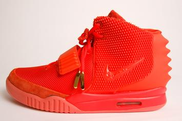 Did Nike Just Use A Sneaker To Throw Shade At Kanye West?