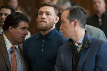 UFC Won't Punish Conor McGregor Until Legal System Plays Out