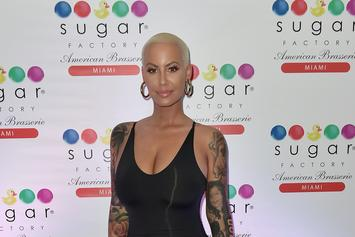 "Amber Rose Says #MeToo Movement Has Just Become ""About Rich White Women"""
