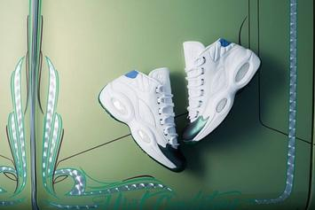 "Curren$y x Reebok Question Mid ""Jet Life"" Revealed In Detail"