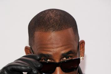 """R. Kelly Has 35 More Chapters Of """"Trapped In The Closet"""" Done"""