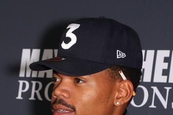 Chance The Rapper Supports Shia LaBeouf's Rap Career