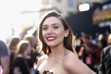 """""""Avengers"""" Star Elizabeth Olsen Wishes Her Scarlett Witch Costume Was Less Busty"""