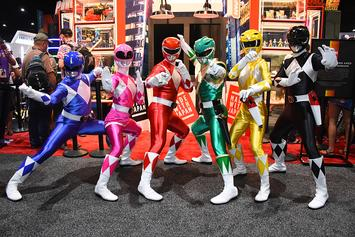 """Hasbro Buys """"Power Rangers"""" And Other Saban Properties For $522 Million"""