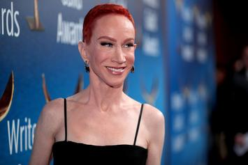 Kathy Griffin Takes Back Apology Related To Donald Trump Beheading Scandal