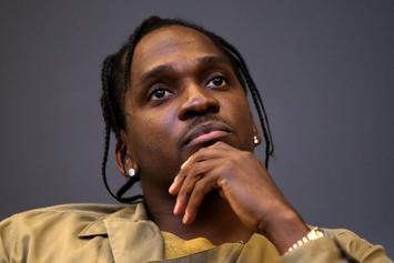 """Review: Pusha T's """"Wrath Of Caine"""""""
