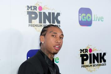 Tyga Reportedly Owes Nearly $1M In Taxes From The Years He Dated Kylie Jenner