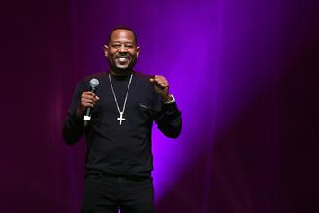 """J. Cole's """"KOD"""" Album Gets The Martin Lawrence Seal Of Approval"""