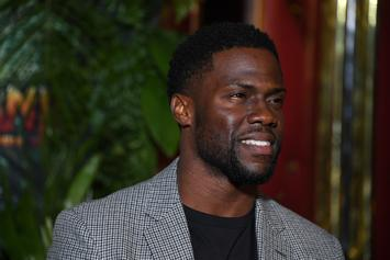 "Kevin Hart Sounds Off On Kanye West: ""I Don't Agree"""
