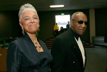 """Bill Cosby's Wife Calls Retrial """"Mob Justice"""" That Was """"Propagated By The Media"""""""