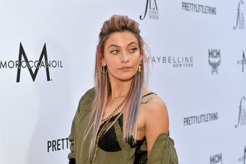 "Paris Jackson Claps Back At Paparazzi Who Called Her ""Doo Doo Head"""
