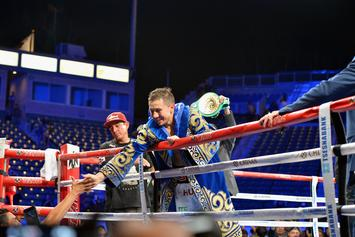 Gennady Golovkin Challenges Canelo Alvarez After Knocking Out His Replacement