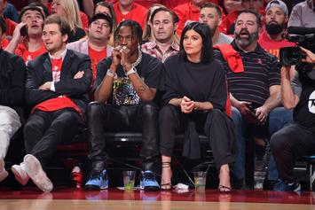 Kylie Jenner Showcases Banging Body On A Date With Travis Scott