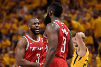 """Chris Paul's Brother Nearly Ejected From Game 4: """"The Ref Was Crazy"""""""