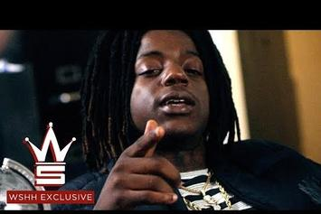 """OMB Peezy Combats Systemic Racism In """"Soulja Life Mentality"""" Video"""