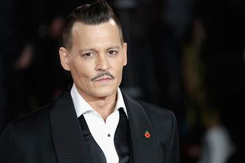 Johnny Depp Allegedly Attacked Crew Member While Filming Biggie Smalls Movie