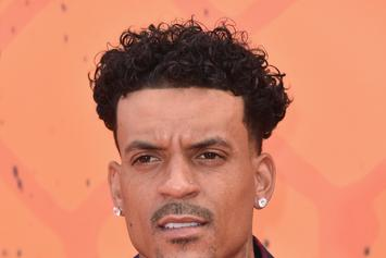 "Matt Barnes Threatened With Restraining Order By A ""Certain Person"""