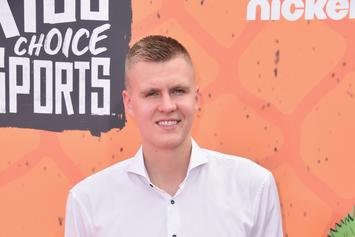 Kristaps Porzingis Officially Signs With Adidas After Nike Fails To Match Offer