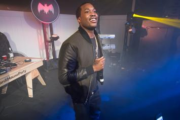 Meek Mill Talks #FreeMeek, Kanye West, & More With Angie Martinez