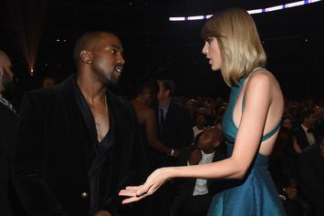 "Taylor Swift Confronts Kanye West ""Snake"" Comments During Concert"