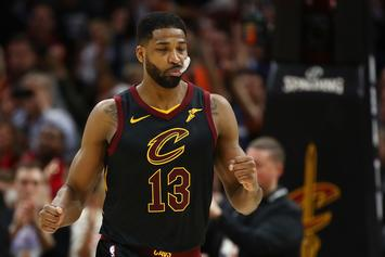 Tristan Thompson Speaks Out In First Interview Since Cheating Scandal
