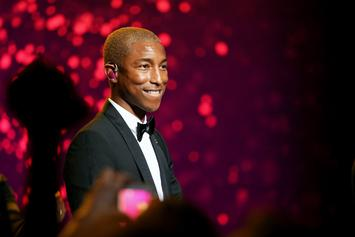 "Pharrell Will Open ""Swan & Bar Bevy"" Resto Lounge In Miami"