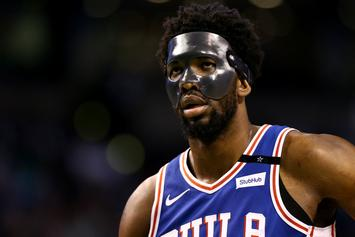 Celtics Players Reportedly Pissed At Embiid For Walking Off Court
