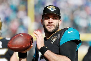 Blake Bortles Reportedly Stops Thief At Jaguars House Party