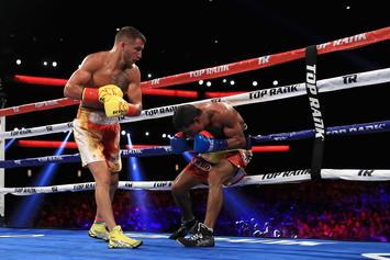 Olympic Gold Medalist Vasyl Lomachenko Faces Jorge Linares Tonight On ESPN