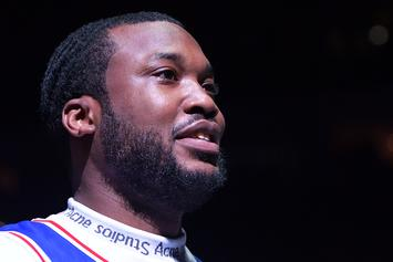 Meek Mill Makes Surprise Appearance At Rolling Loud Miami