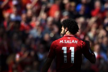Liverpool's Mohamed Salah Breaks Premier League Goal Scoring Record
