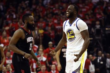 Houston Rockets Favored In Game 2 After Loss To Warriors