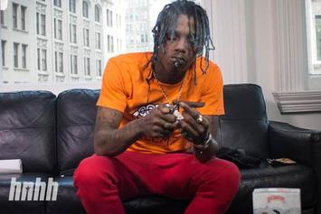 Famous Dex Spends $10,000 A Month On Marijuana; Says It's Not Worth It