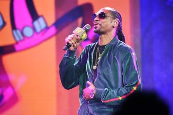 "Snoop Dogg Forgives Woah Vicky: ""I Used To Be Young & Dumb Too"""