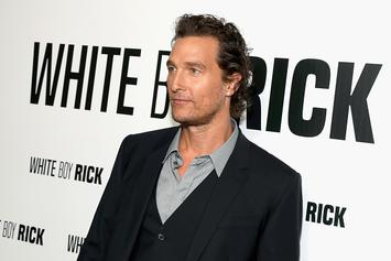 "Snoop Dogg Tricked  Matthew McConaughey Into Getting High Filming ""The Beach Bum"""
