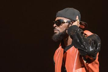 R. Kelly's Streaming Numbers Spike After Spotify Removes Him From Playlists: Report