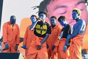 "Brockhampton Delay ""Puppy"" Album Following Ameer Vann Allegations"