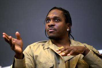 "Pusha T Announces New Beats1 Show ""KingPush Radio"""