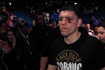 UFC's Nick Diaz Reportedly Arrested For Domestic Violence