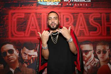 French Montana Has Emotional Reunion With His Pet Monkey