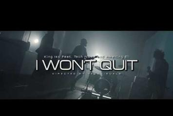 """Tech N9ne, King Iso, & Awaiting Eli Rock Out In """"I Won't Quit"""" Video"""