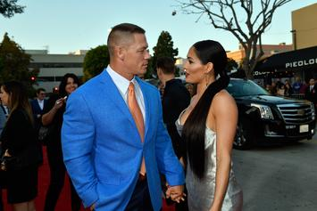 John Cena Tweets Possible Hint At Reunion With Nikki Bella