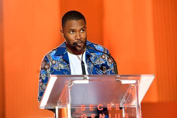 "Frank Ocean Sued By Producer Over ""Blonde"" Royalties In Ongoing Legal Battle: Report"