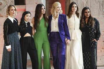 """Final """"Oceans 8"""" Trailer Details Roster Of Thieves For Met Gala Heist & We're Here For It"""