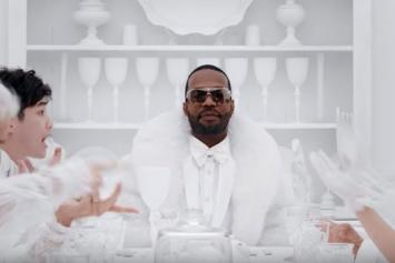 """Marshmello Brings Peace In Juicy J x James Arthur """"You Can Cry"""" Video"""