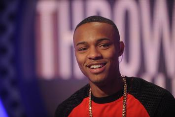 Bow Wow Jokes About Previous Suicidal Tweets While Wearing Straitjacket