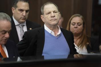 Harvey Weinstein Indicted On Sex-Crimes Charges