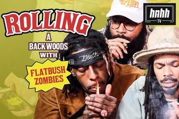 "Flatbush Zombies Break Down Proper Smoking Etiquette On ""How To Roll"""
